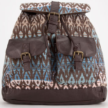 T-Shirt & Jeans Isla Ikat Backpack Multi One Size For Women 26031195701