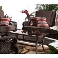 Strathwood Buckley 4-Piece Outdoor Furniture Set