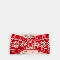 ASOS Fair Isle Headband
