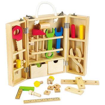 Carpenter Toy Set