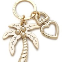 Juicy Couture Palm Tree Keychain   SHOPBOP