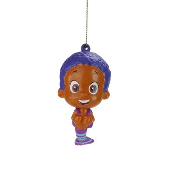 "3.5"" ""Goby"" Nickelodeon Bubble Guppies Character Christmas Ornament"