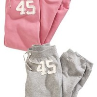 Buy Grey And Pink Joggers Two Pack (3-16yrs) online today at Next Direct United States of America