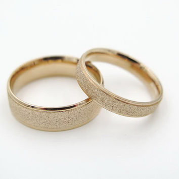 2pcs,couple ring,rings for couples, promise rings,couples promise rings,couples ring, free engraving