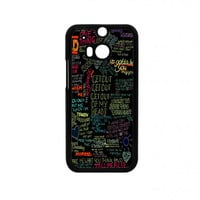 one direction song HTC One M8 Case