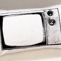 Retro To Go: ?Eight Hours of Fame? Pillowcase