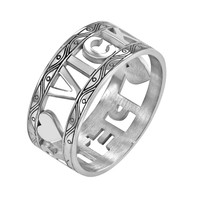 Alison and Ivy Couples Ring