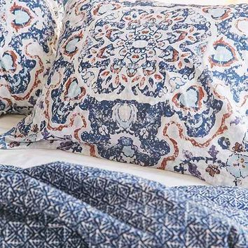 Magical Thinking Kasbah Worn Carpet Sham Set