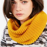 Basic Rib Eternity Scarf-