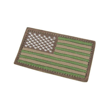 US Flag Patch Color- Multicam (6 Pack)