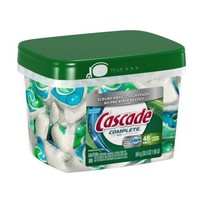 Cascade Complete All-in-1 ActionPacs Dishwasher Detergent, Fresh Scent, 30.5 Oz, 48-Count   deviazon.com