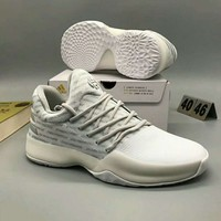 ... feature sale 3e3a8 e8a2c Adidas Harden Boost Vol.1 Women Casual Running  Sport Shoes Sneakers ... 15dadf0b4c