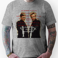 The Boondock Saints Prayer. Unisex T-Shirt