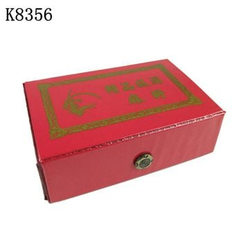 New Hot Mini Mahjong Portable Majiang Set Table Game Mah-jong Travel Travelling Mahjong Games Board Game K8356
