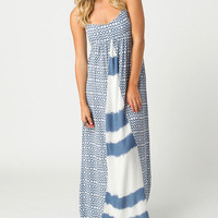 Indigo Lagoon Maxi Dress