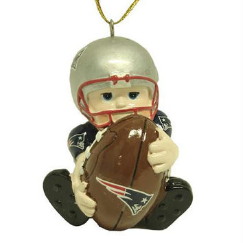 Christmas Ornament - New England Patriots
