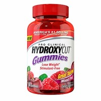 Hydroxycut Pro Clinical Weight Loss Gummies, Mixed Fruit