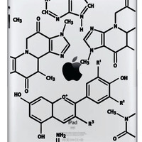 Chemistry Notes Ipad Decal FREE SHIPPING