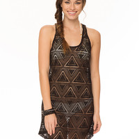 SUMMER NIRVANA DRESS - BLACK
