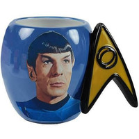 STAR TREK DELTA SHIELD MUG