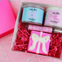 Holiday Gift Guide Box 2: Includes Jelly Soap, Sugar Fairy Body Butter and The Little Wish Box Bath Bomb