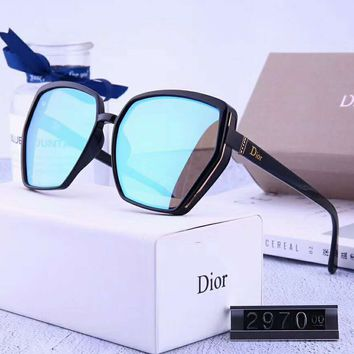 DIOR Newest Fashionable Women Men Summer Sun Shades Eyeglasses Glasses Sunglasses 4#