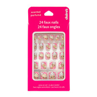 Cupcake Scented Faux Nails
