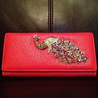 Rhinestone wallet — Feetomatic By AutoSquad Girlz