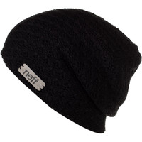 Neff Grams Beanie - Women's Black, One