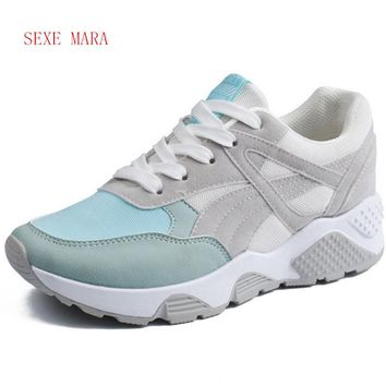 Women's Breathable Stylish Running Tennis Shoes
