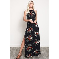 Feel The Romance Maxi Dress