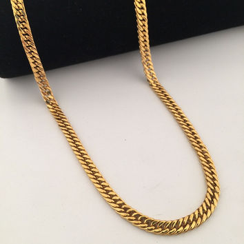 Shiny New Arrival Jewelry Stylish Gift Hip-hop Club Necklace [8439439427]