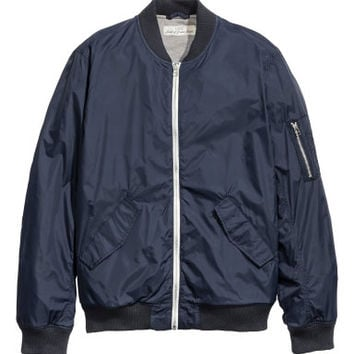H&M Nylon Jacket $34.99
