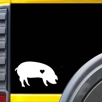 Pig Decal Sticker *J497*