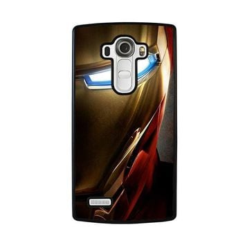 iron man face lg g4 case cover  number 1