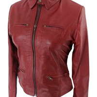 Emma Swan Once Upon a Time Jacket Red