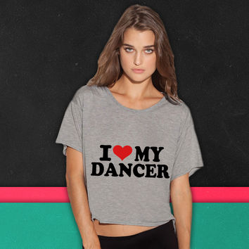 I love my Dancer 5 boxy tee