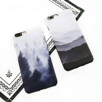 Eden Vintage Landscape iPhone Case
