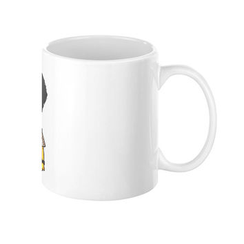 Maurice Moss Minion Coffee Mug