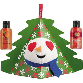 The Body Shop Bath it Up Snowman Gift Set | Ulta Beauty