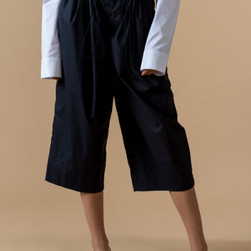 Oversized Nylon Pants