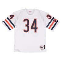 Mitchell & Ness Walter Payton 1985 Authentic Jersey Chicago Bears In White