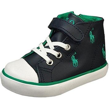 Polo Ralph Lauren Toddlers Bal Harbour Fashion Sneakers