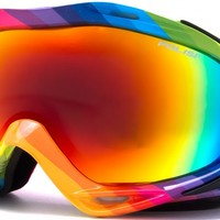 Angle Rainbow - Men's and Women's Ski Goggles | Polisi Ski Goggles