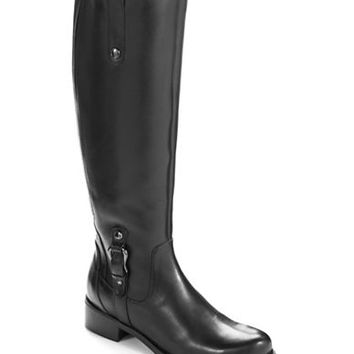 Blondo Venise Waterproof Leather Riding Boots