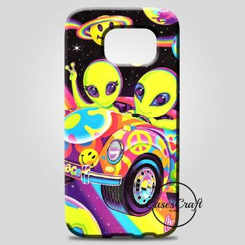 Lisa Frank Neon Tiger And Monkey 90S Samsung Galaxy Note 8 Case | casescraft