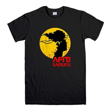 AFRO SAMURAI ANIME Men's T-Shirt