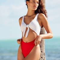 Free People Coquina One Piece Swimsuit