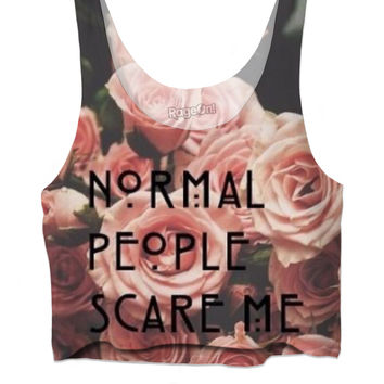 Normal people- scare me