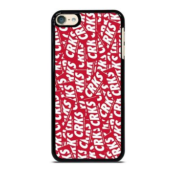 CROOKS AND CASTLES CAN'T RESIST iPod Touch 4 5 6 Case Cover